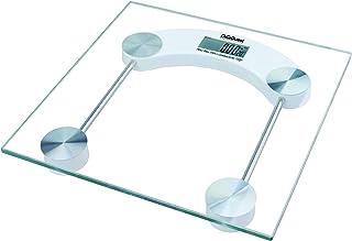 Digiquest blp150V Balanza pesa Persona de cristal con alcance 150kg Graduación 100gramos,