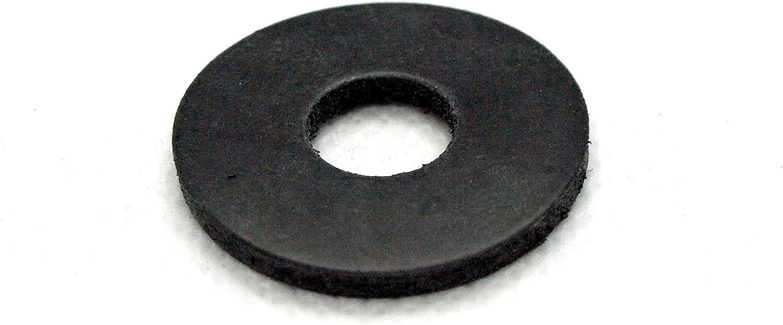 confezione da 10 pezzi M6 x 25 mm M8 x 25 mm Rondelle in gomma per penny M10 x 30 M6 x 25 mm
