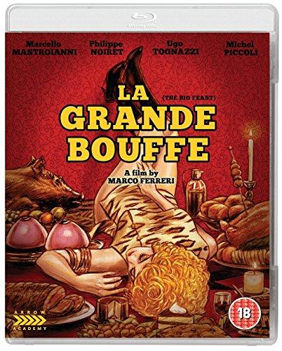 La Grande Bouffe Dual Format Blu-ray + DVD Re