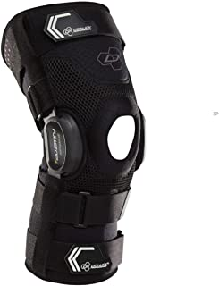 DonJoy Performance Bionic Fullstop ACL Knee Brace – 4 Points of Leverage Hinged Knee Support for Ligament Protection, Inju...