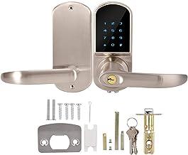 Slim deurslot Bluetooth-app Afstandsbediening Digitale wachtwoord Smart Deurslot voor Home Hotel Apartment Hoge precisie m...
