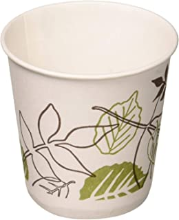 Dixie DXE45PATHPK 45PATHPK Pathways Wax Treated Paper Cold Cups, 3oz, 100/Pack, Pack of 1