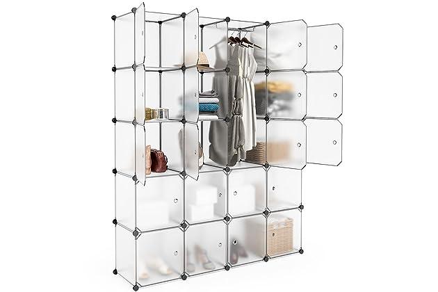 31e003025b6d Best clothing shelves for bedroom | Amazon.com