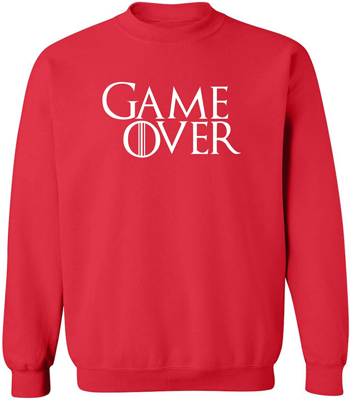 Game Over Crewneck Sweatshirt