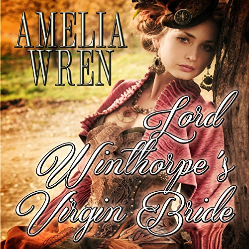 Lord Winthorpe's Virgin Bride audiobook cover art