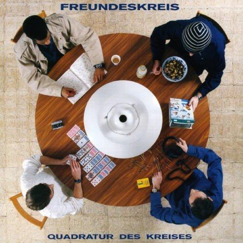 Freundeskreis - Quadratur Des Kreises - Four Music - FOR 487245 2 by Freundeskreis