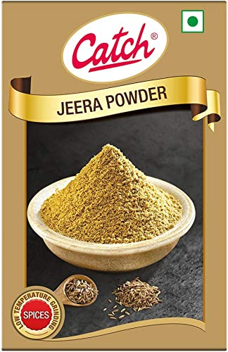 Catch Jeera Powder Pouch 100g