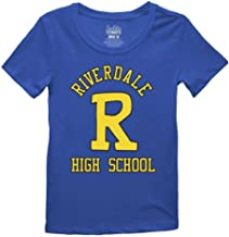 Ripple Junction Archie Riverdale High Logo Junior's T-Shirt