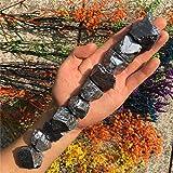 Simurg Raw Terahertz Stone 1lb Rough Terahertz Gemstones for Cabbing, Tumbling, Cutting, Lapidary, Polishing, Reiki Crytsal Healing