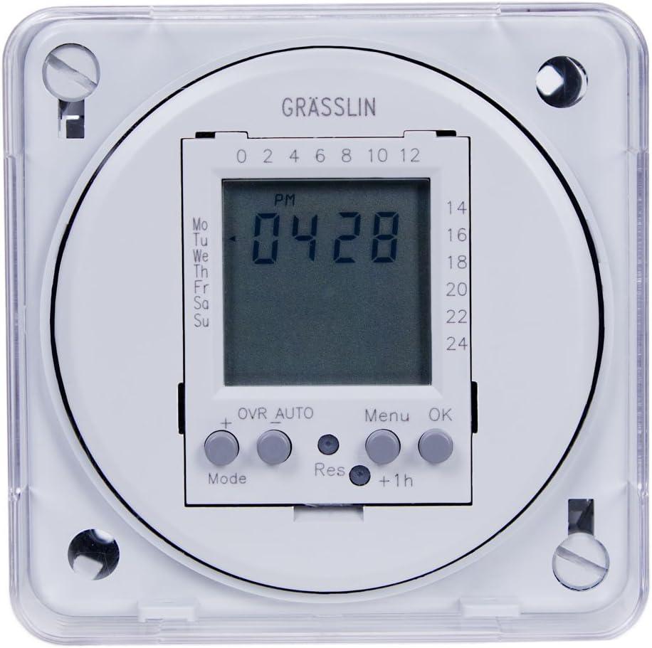 Grasslin by Intermatic FM1D20E-120 Sales results No. 1 16A 120V Electronic 60HZ Cheap super special price 50
