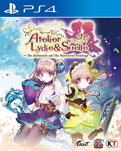 Atelier Lydie & Suelle: The Alchemists and the Mysterious Paintings - PlayStation 4 [Importación alemana]