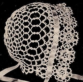 Best vintage rose crochet hat pattern Reviews