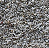 Arena Natural acuasable en Bolsa, 2 mm - 4 mm, 9 L, Color Blanco S2