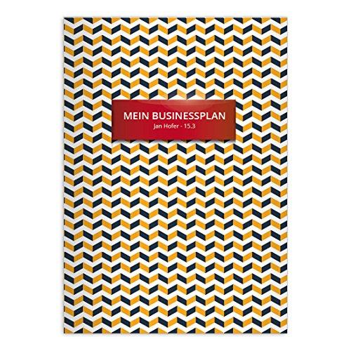 Kartenkaufrausch 16 gepersonaliseerde, grafische ontwerper, notitieboekje DIN A5 schoolschrift, schrijfboekje met zigzag liniatuur 4 (gelinieerd boekje)
