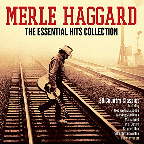 Merle Haggard - The Essential Hits Collection - 29 Country Classics [Featuring all his greatest hits] Digitally Remastered for superior sound quality