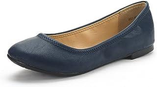 Women's Sole-Happy Ballerina Walking Flats Shoes