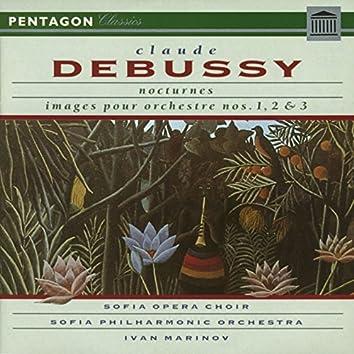 Debussy: Nocturnes - Images pour orchestre