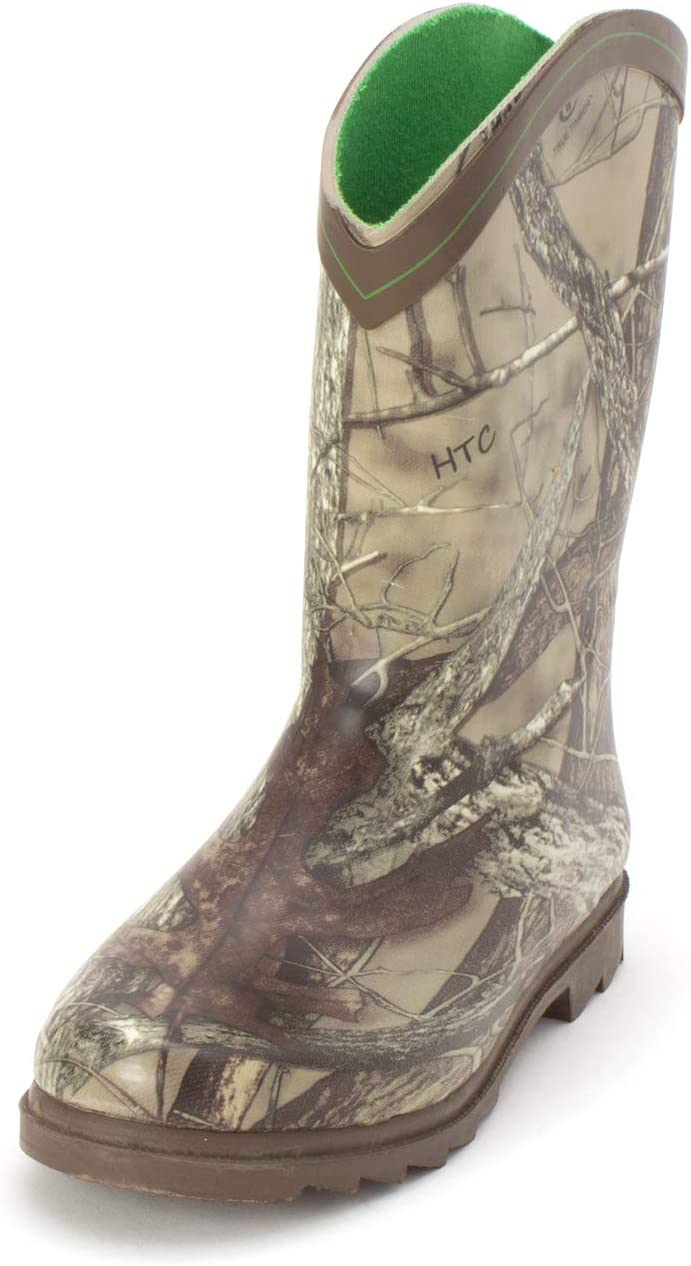 Smoky Mountain Boys' Muddy River Waterproof Boot