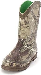 Smoky Mountain Boys` Snake Print Cowboy Boot Round Toe …