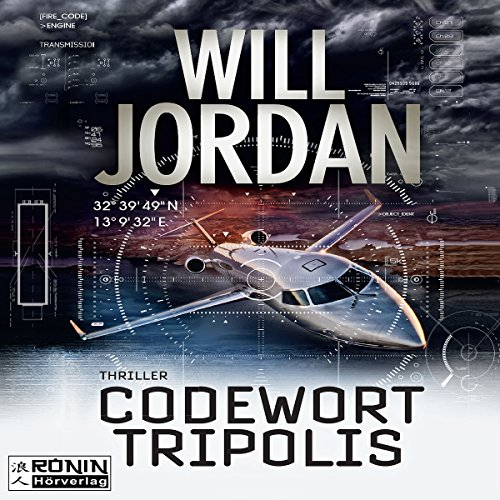 Codewort Tripolis audiobook cover art
