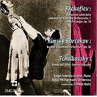 Prokofiev;Piano Conc.1
