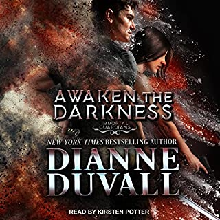 Awaken the Darkness audiobook cover art