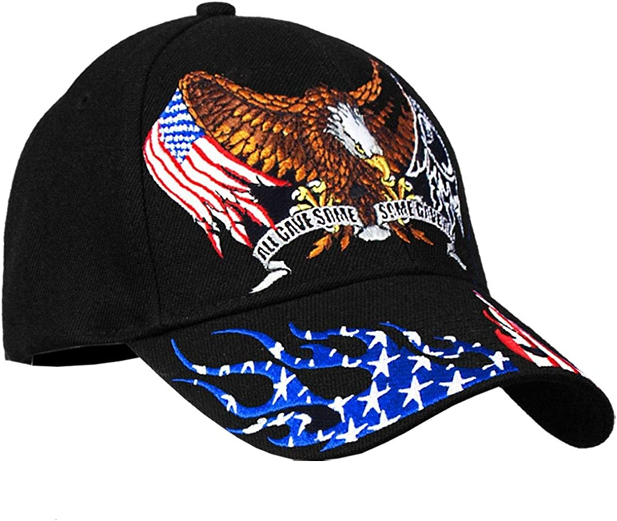 POW MIA Super-cheap Some Gave Patriotic Black All free shipping Hat