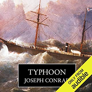 Typhoon                   By:                                                                                                                                 Joseph Conrad                               Narrated by:                                                                                                                                 Roger Allam                      Length: 3 hrs and 12 mins     66 ratings     Overall 4.4