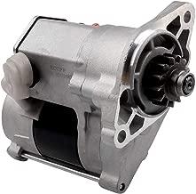 TUPARTS Starter Fit for AVANT TECNO Wheel Loaders 630 2006-2012 Kubota D1105 KUBOTA Tractors - Sub Compact BX22 2002-2003 Kubota D905E-BX 22HP Dsl 18419