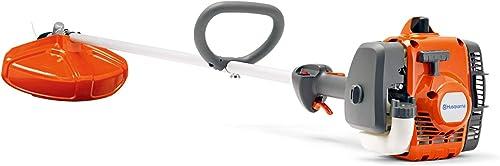 "lowest Husqvarna 129L 17"" Cutting outlet sale Path Gas String new arrival Trimmer,Orange online"