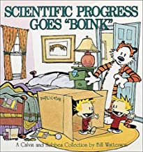 Scientific Progress Goes 'Boink': A Calvin and Hobbes Collection (Volume 9)