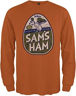 Dr. Seuss - Sam's Ham Long Sleeve T-Shirt