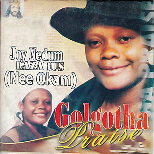 Joy Nedum Lazarus