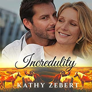 Incredulity audiobook cover art