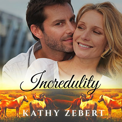 Incredulity audiobook cover art