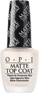 OPI Matte Top Coat, 15ml