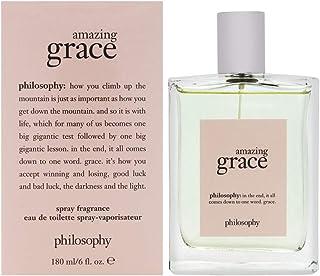 Amazing Grace by Philosophy Eau De Toilette Spray 6 oz / 177 ml (Women)