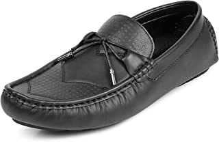 tresmode Men's Driving Loafers
