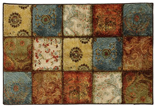 Mohawk Home Artifact Panel Printed Area Rug