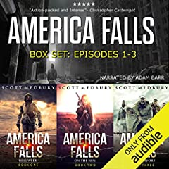 The America Falls Series: Books 1-3