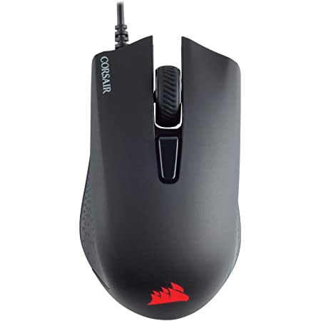 Corsair Harpoon PRO - RGB Gaming Mouse - Lightweight Design - 12,000 DPI Optical Sensor