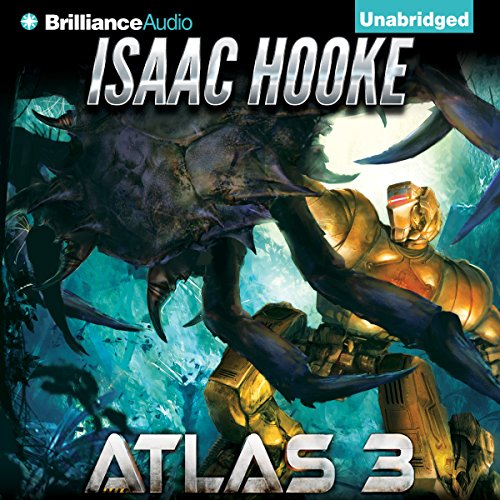 ATLAS 3 cover art