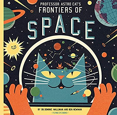 Super space book - Professor Astro Cat
