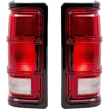 1988-1996 TAIL LIGHT Left LH Driver Lens /& Housing for DODGE Dakota 1988 1989 1990 1991 1992 1993 1994 1995 1996 88 89 90 91 92 93 94 95 96