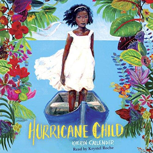 Hurricane Child audiobook cover art