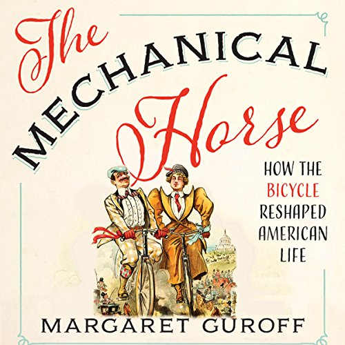 The Mechanical Horse audiobook cover art