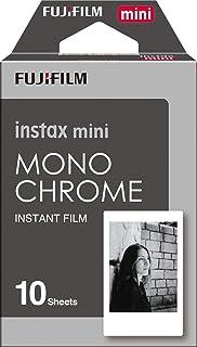 Fujifilm Instax Mini Instant Film Monochrome 3-Pack Bundle Set, Mono Chrome (10 x 3 = 30) # 337556 for Mini 90 8 70 7s 50s...