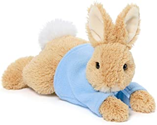 GUND Medium Lying Peter Rabbit Plush Toy