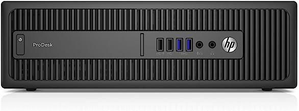 HP Business Desktop ProDesk 600 G2 Desktop Computer - Intel Core i5 (6th Gen) i5-6500 3.20 GHz - 8 GB DDR4 SDRAM - 256 GB ...