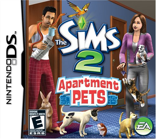 The Sims 2: Apartment Pets - Nintendo DS